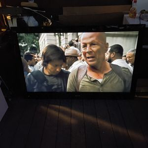"Sanyo Plasma Tv 55"" No Remote Or Stnad for Sale in Los Angeles, CA"