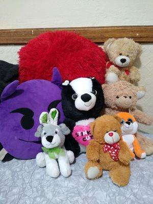 Stuffed animals for Sale in Fond du Lac, WI