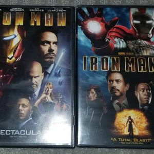 Ironman & Ironman 2 - Two DVDs for Sale in Broomfield, CO