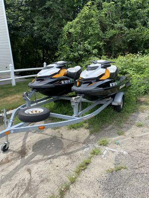 2 Seadoo GTR215 Supercharged for Sale in North Providence, RI