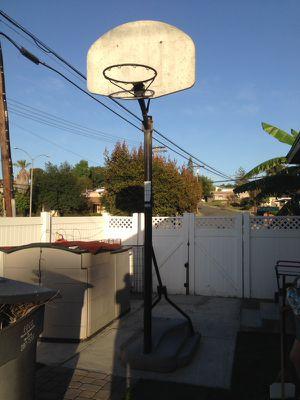 Selling basketball Hoop La Mesa for Sale in San Diego, CA