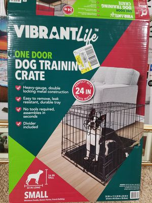 Puppy Kennel with Divider for Sale in Normal, IL