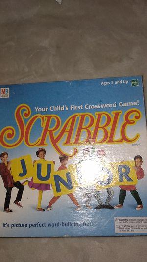 Jr. Scrabble for Sale in Vidalia, GA