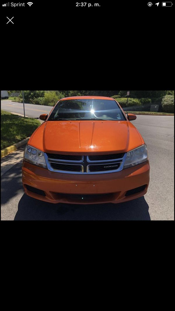 2011 Dodge Avenger 2.4 L automatic