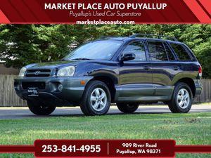 2005 Hyundai Santa Fe for Sale in Puyallup, WA