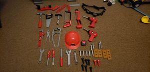 Craftsman tool set (for kids) for Sale in Hialeah, FL