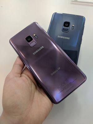 Unlocked Samsung Galaxy S9 Unlocked for Sale in Seattle, WA