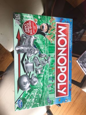 Monopoly board game for Sale in Chicago, IL
