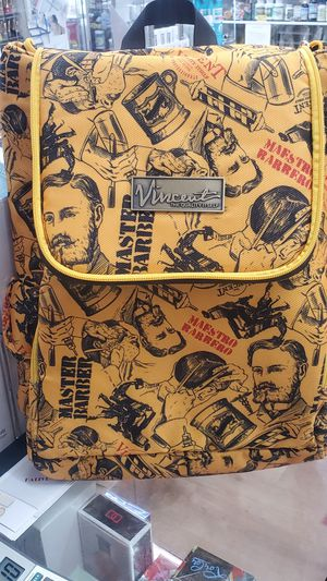 vincent backpack barber for Sale in Monterey Park, CA