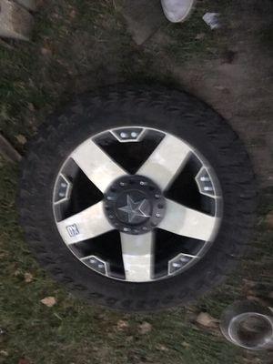 Rockstar tires and rims for Sale in Baton Rouge, LA