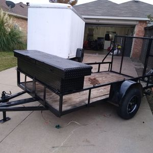 5x10 Trailer for Sale in Wylie, TX