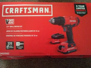 Craftsman drill for Sale in Gulfport, MS