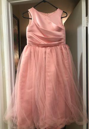 Pink flower girl dress for Sale in Orange, CA