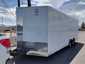 Cargo Trailer (8.5 x 20 x 6.5 ft) Car/Toy Hauler for Sale in Las Vegas, NV
