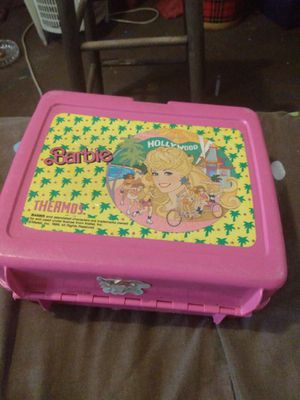 Barbie lunchbox for Sale in Bethalto, IL