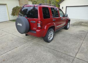 AMAZING 2007 4X4 JEEP LIBERTY LIMITED for Sale in Bellevue, WA