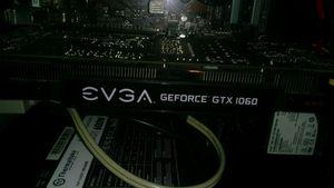EVGA GeForce GTX 1060 6gb scc for Sale in Butner, NC