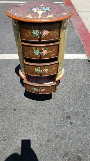 Night stand Hand painted for Sale in Huntington Beach, CA