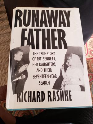 Runaway Father 1st Edition signed book for Sale in Falls Church, VA