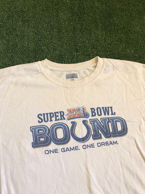 Indianapolis Colts NFL Super Bowl Bound XLI Reebok Men's T Shirt. Sz XXL for Sale in Sunrise, FL
