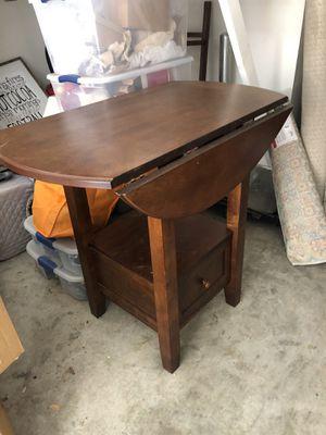 Solid wood bistro set for Sale in Irvine, CA