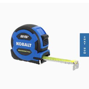 KOBALT Tape Measure 25 Ft for Sale in Las Vegas, NV