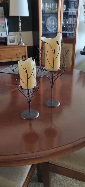 Candle Holder Set for Sale in Bonney Lake, WA