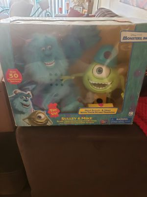 Monsters Inc talking Mike n Sully for Sale in Sacramento, CA