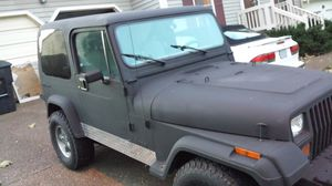 89 Jeep Wrangler for Sale in Nashville, TN