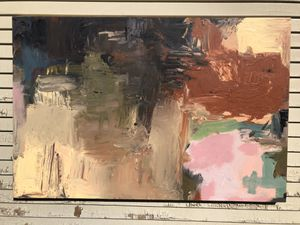Original large abstract painting for Sale in Sioux Falls, SD