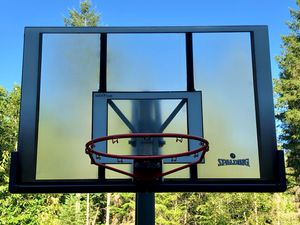 Spalding NBA Portable Adjustable Basketball Hoop for Sale in Monroe, WA