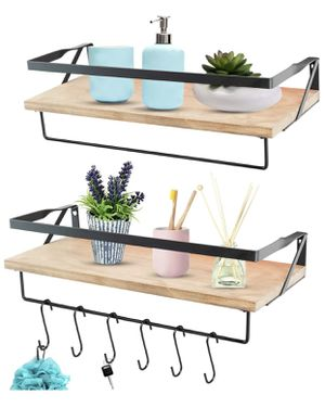 JS HANGER Floating Shelves Wall Mounted for Sale in Princeton, IN