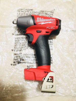 Milwaukee M18 FUEL 3/8 Impact Wrench with Friction Ring for Sale in Norwalk, CA
