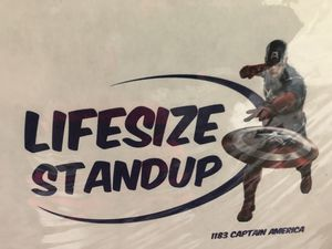 Captain America lifesize standups for Sale in San Ramon, CA