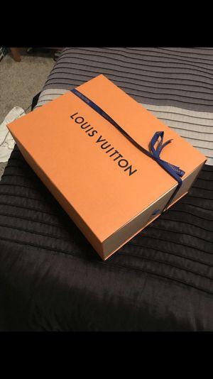 Louis Vuitton x supreme collab size 9.5 for Sale in Orlando, FL