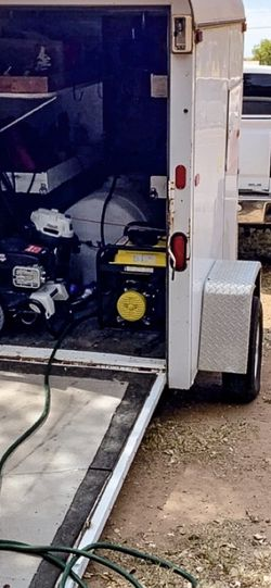 Detailing Trailer And Equipment for Sale in San Angelo,  TX