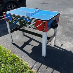 Md Sports 3 In One Table for Sale in Pompano Beach,  FL