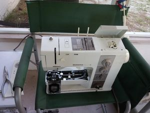 Sewing machine locked up good for parts for Sale in Bradenton, FL