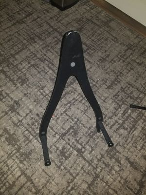 Heavy duty adjustable wooden guitar/bass stand for Sale in Leominster, MA