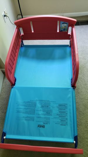 Kids Bed Frame with Mattress - $20.00 for Sale in Dublin, OH