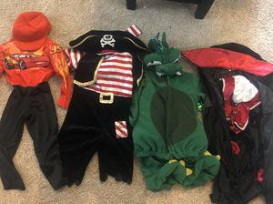 Halloween Costumes/ Dress Up Clothes for Sale in NC, US