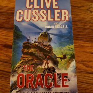 Clive CUSSLER - The Oracle for Sale in Aloha, OR