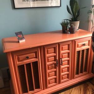 Vintage 8-track/record player hi-fi unit for Sale in New York, NY
