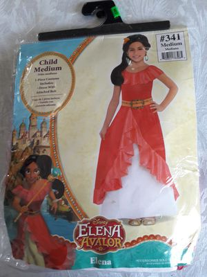Costume Disney princesses great condition (firm price as posted) please read description formore information for Sale in Irvine, CA