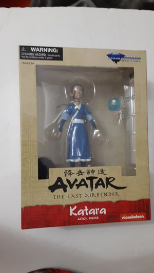 Avatar The Last Airbender Katara Action Figure Diamond Select Toys 2019 for Sale in Miami, FL