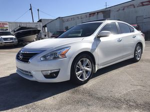 2014 nissan altima for only $500 downpayment out the door!!! for Sale in Winter Haven, FL