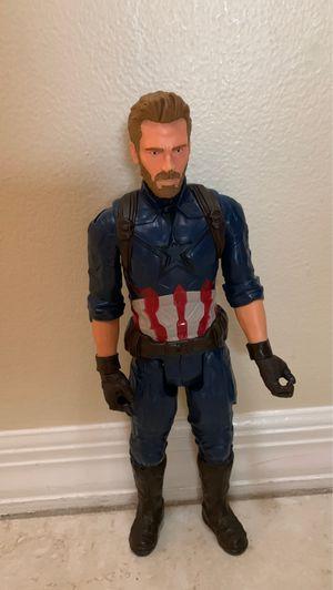 "12"" Captain America for Sale in Boynton Beach, FL"