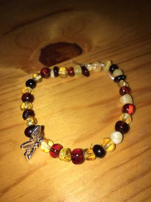 Baltic amber bracelet for Sale in Fountain Valley, CA