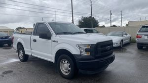 2015 FORD F-150 XL 6.5 FT CAB ONLY $895 DOWN for Sale in Orlando, FL