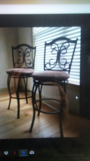 Bar Stools (2 items) for Sale in Chapel Hill, NC